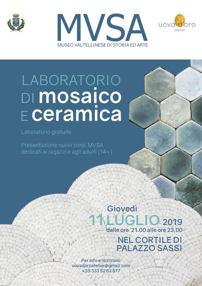 Corso mosaico 2019